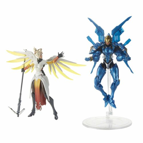 Overwatch: Ultimates 2-Pack – Mercy and Pharah Action Figures, 15cm