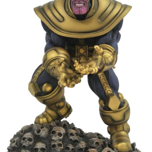 Gallery Diorama: Marvel – Thanos Statue, 23cm