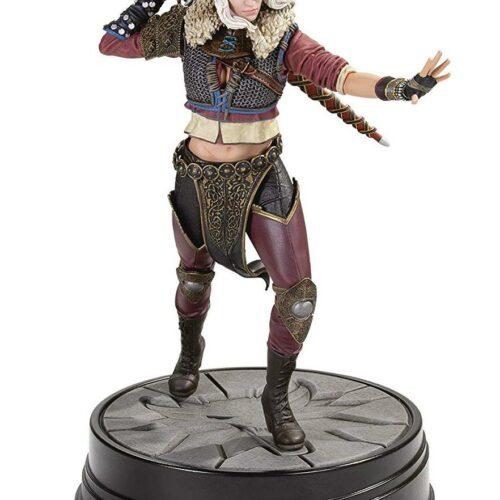Witcher 3: Wild Hunt – Cirilla Fiona Elen Riannon (Alternate Look) Figure, Series 2, 25cm
