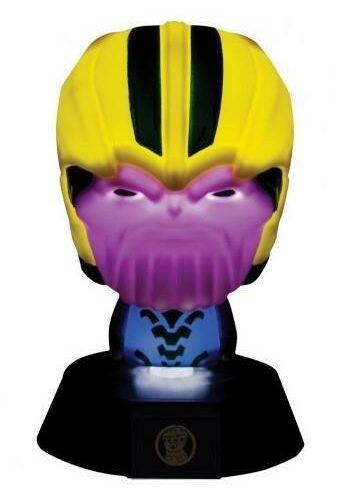 Marvel Avengers: Endgame – Thanos Icon Light, 12cm