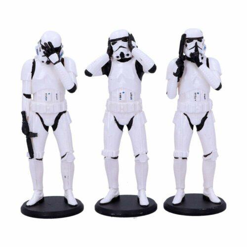 Star Wars – Wise Stormtrooper Figures 3-Pack, 14cm