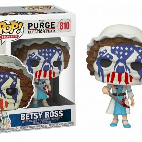 POP! Movies: Purge: Election Year – Betsy Ross Vinyl Figure