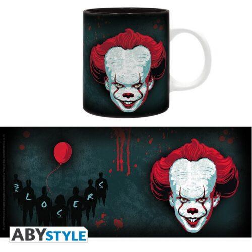 It – Pennywise Mug (Abysse), 320ml