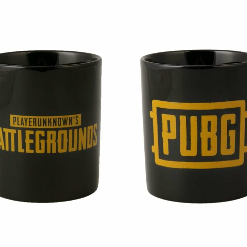 Playerunknowns's Battlegrounds – Orange Logo Mug, 300ml