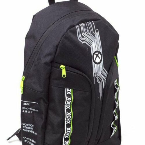 Xbox – The X Backpack, Black