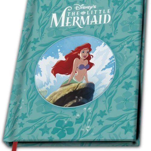 Notebook Disney Little Mermaid – Ariel, Hardcover A5