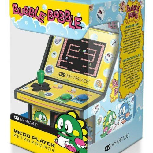 My Arcade – Bubble Bobble Micro Player Retro Arcade