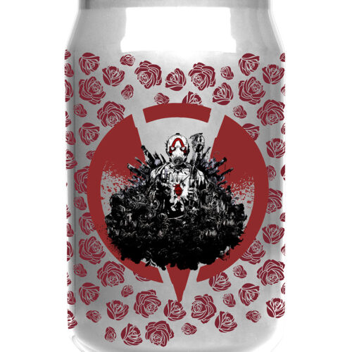 Borderlands 3 – Bandit Roses Metal Can, 330ml