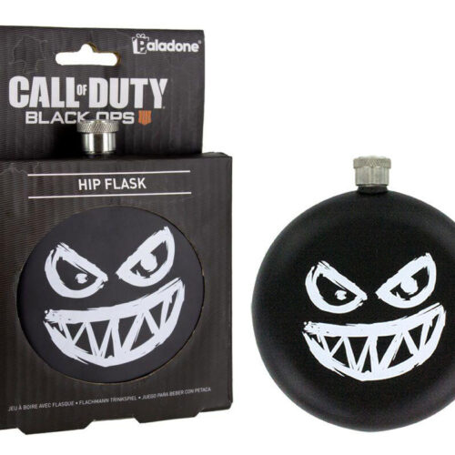 Call of Duty: Black Ops 4 – Hip Flask, 280ml