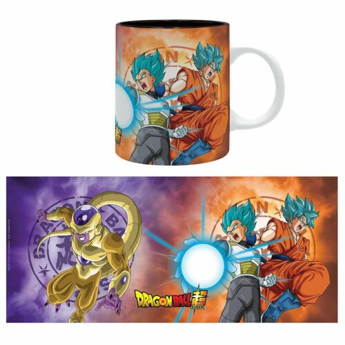 Dragon Ball Super – Saiyans vs Frieza Mug, 320ml