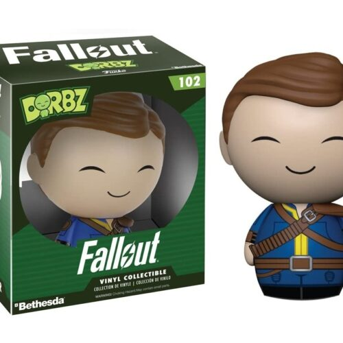DORBZ Fallout – Lone Wanderer Vinyl Collectible