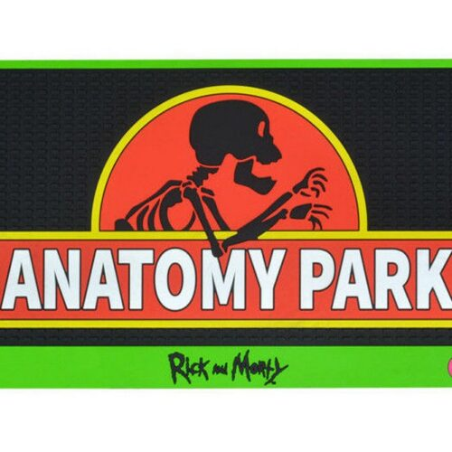 Floor Mat Rick and Morty – Anatomy Park, 75x38cm