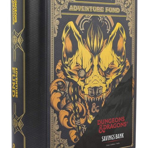 Dungeons and Dragons – Adventure Fund Money Bank, 18cm