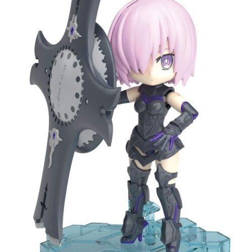 Petitrits: Fate/Grand Order – Shielder/Mash Kyrielight Plastic Model Kit