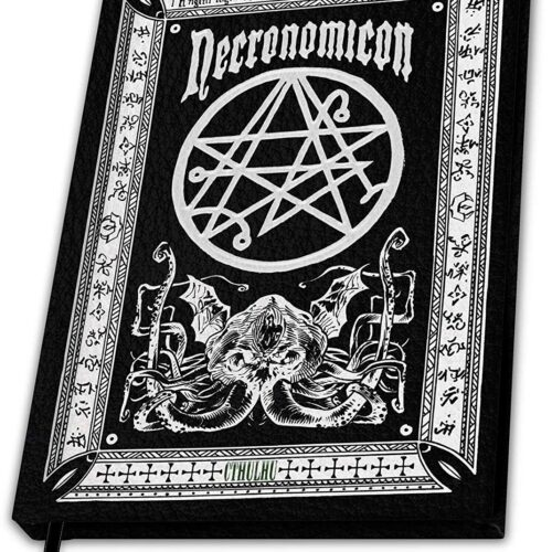 Notebook Chtulhu – Necronomicon, Hardcover A5
