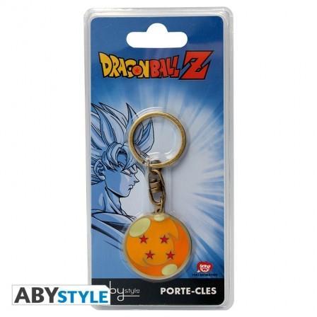 Dragon Ball Z – Crystal Sphere Metal Keychain