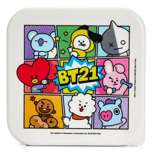 BT21 – Snack Boxes 3-Pack