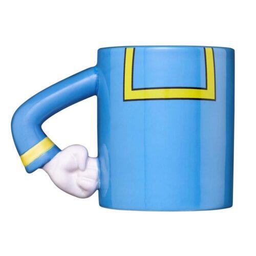 Disney – Donald Duck Mug with 3D Arm, 350ml