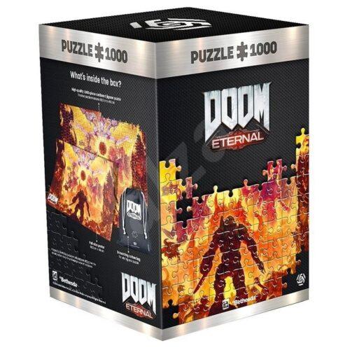 Good Loot Puzzle: DOOM Eternal – Mykir, 1000 Pieces