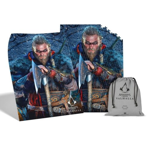 Good Loot Puzzle: Assassin's Creed Valhalla – Eivor Male, 1000 Pieces