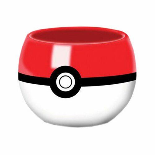 Pokemon – Poke Ball 3D Mug (Stor), 320ml
