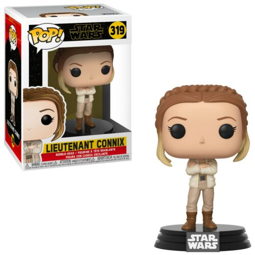 POP! Star Wars: Rise of Skywalker – Lietenant Connix Vinyl Bobble-Head