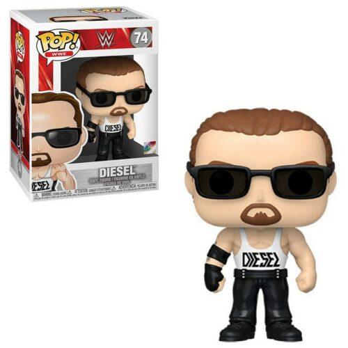 POP! WWE – Diesel Vinyl Figure