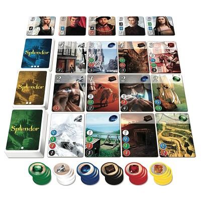 Splendor – The Board Game (Nordic)