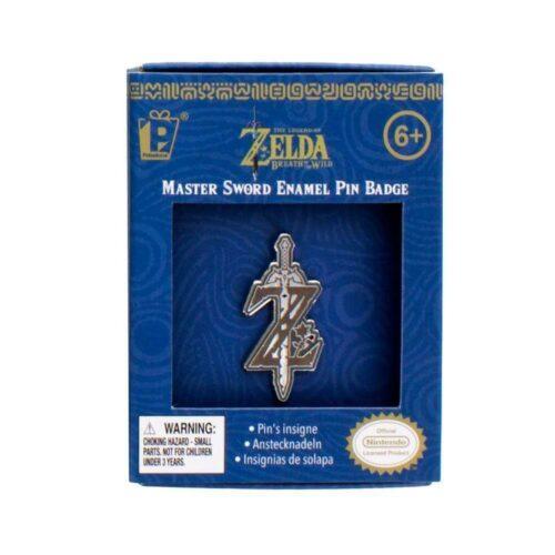 Legend of Zelda: Breath of the Wild – Master Sword Enamel Pin Badge