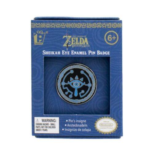Legend of Zelda: Breath of the Wild – Sheikah Eye Enamel Pin Badge
