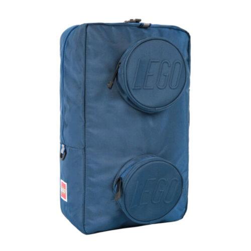 LEGO – Signature Brick 1×2 Backpack, Blue