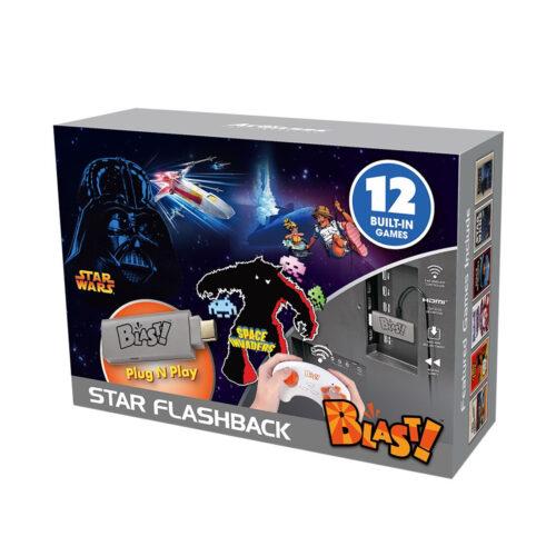 Star Flashback Blast! – TV Wireless HD Joystick incl. Star Wars