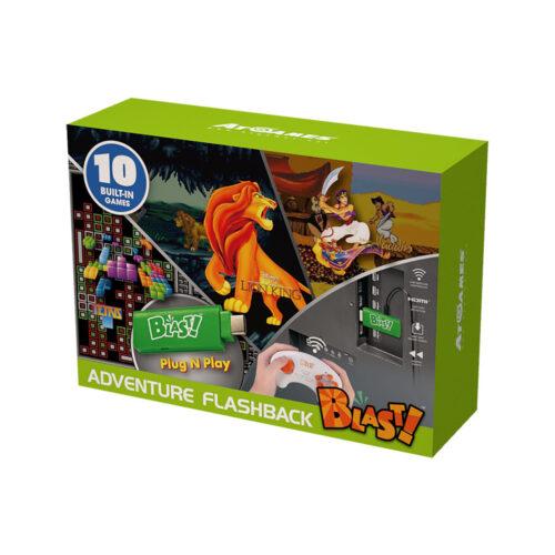 Adventure Flashback Blast! – TV Wireless HD Joystick incl. The Lion King