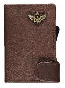 Legend of Zelda – Metal Badge Card Click Wallet