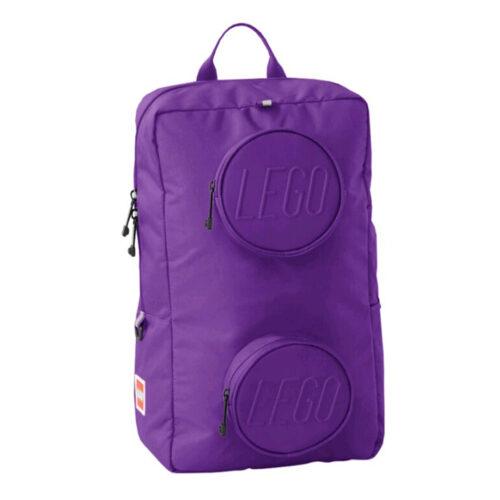 LEGO – Signature Brick 1×2 Backpack, Lilac