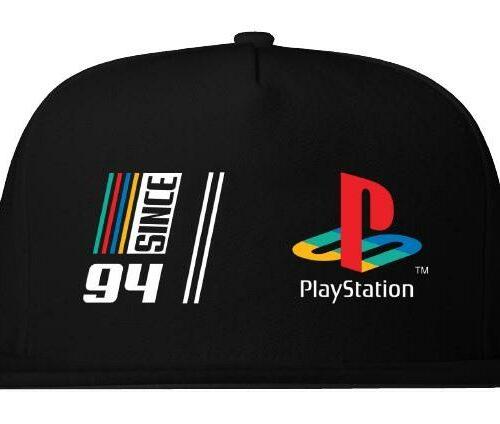 Snapback Cap: PlayStation – Since 94, Black