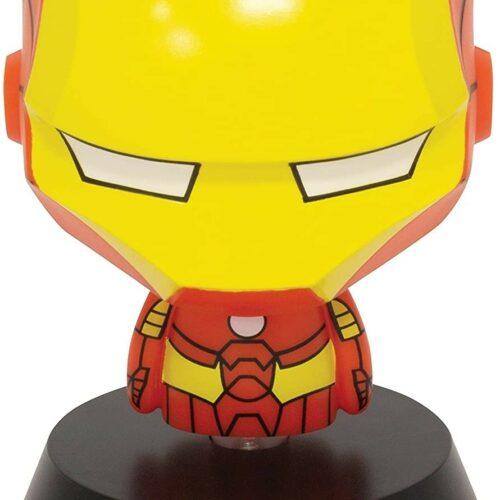 Marvel Avengers – Iron Man Icon Light, 10cm