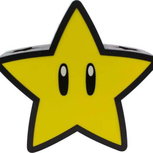 Super Mario – Super Star Light with Projection