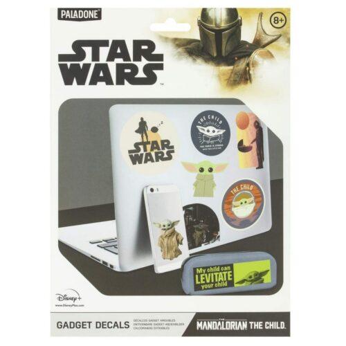 Stickers: Gadget Decals – Star Wars: The Mandalorian