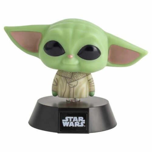 Star Wars: The Mandalorian – The Child (Baby Yoda) Icon Light, 10cm