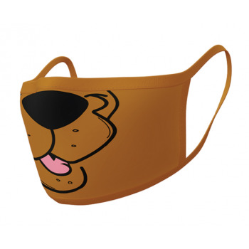 Face Mask 2-Pack: Scooby-Doo! – Mouth