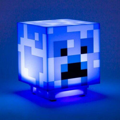 Minecraft – Charged Creeper Light, 10cm