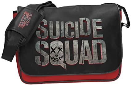 Suicide Squad – Logo Messenger Bag