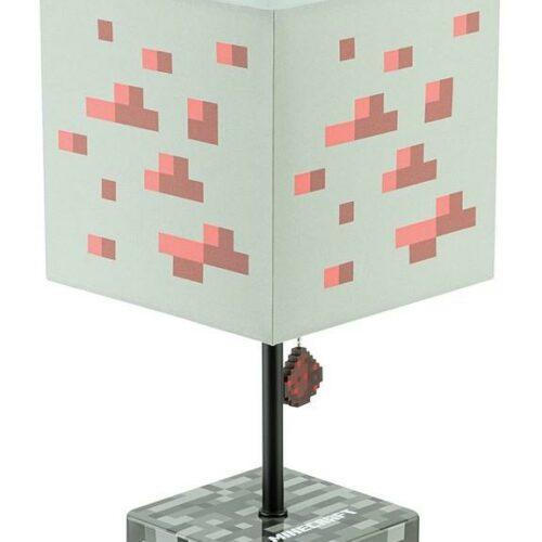 Minecraft – Redstone Table Lamp, 35cm