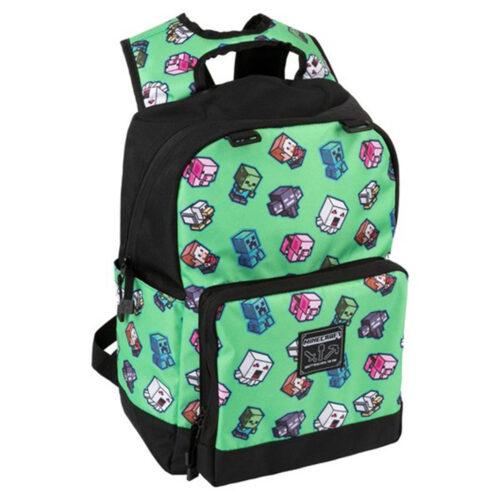 Minecraft – Mini Mobs Cluster Backpack, Kids