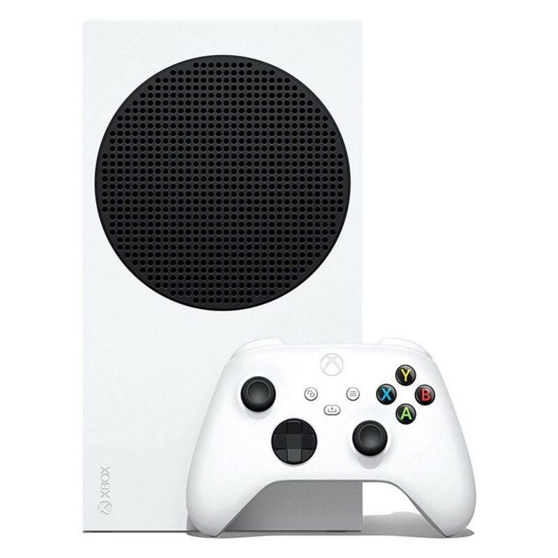 Xbox Series S – White, 512 GB SSD