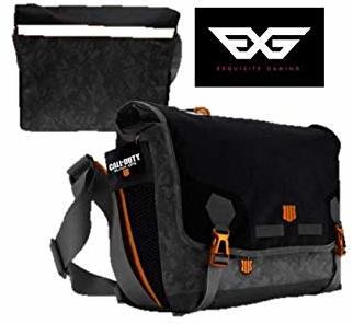 Call of Duty: Black Ops 4 – Logo Messenger Bag, Black