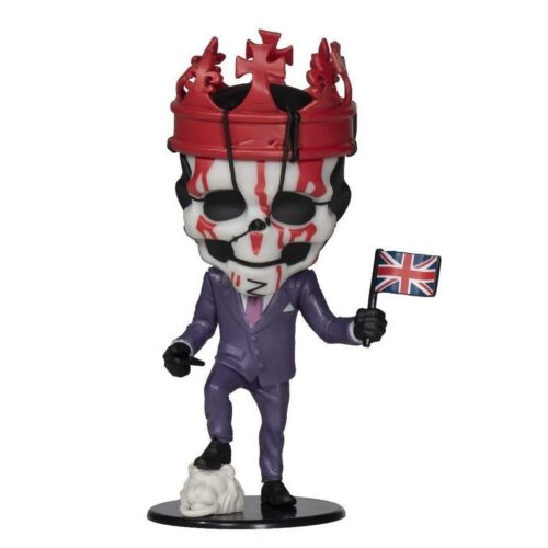 Ubi Collectibles: Heroes – King of Hearts Chibi Figurine, 10cm