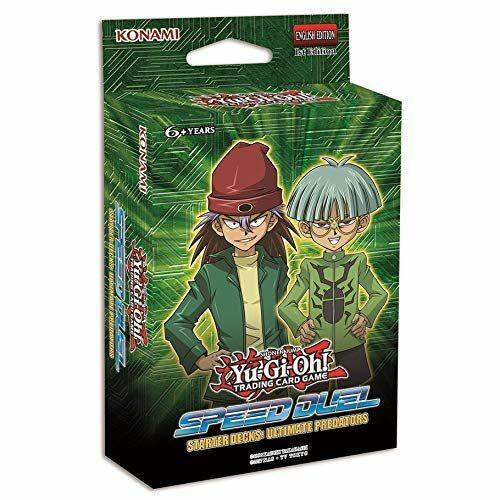 Yu-Gi-Oh! Trading Card Game: Speed Duel – Ultimate Predators Starter Deck
