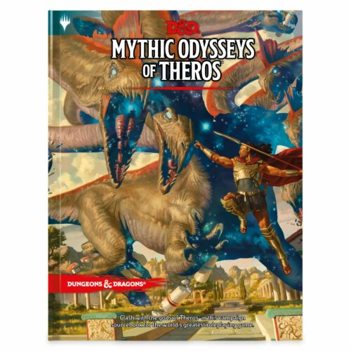 Dungeons & Dragons – 5th Edition – Mythic Odysseys of Theros